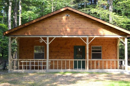 Campground details allegany state park parallel bova for Cabins new york state