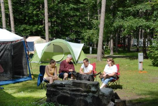 Campground Details - WHETSTONE GULF STATE PARK, NY - New York State ...