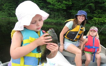 Campgrounds and camping reservations new york state parks for Where do you get a fishing license