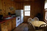 Campground Cottage Kitchen