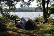 Photo: FORKED LAKE CAMPGROUND