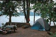 Photo: MOFFITT BEACH CAMPGROUND